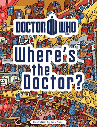 9781405908177: Doctor Who: Where's the Doctor?