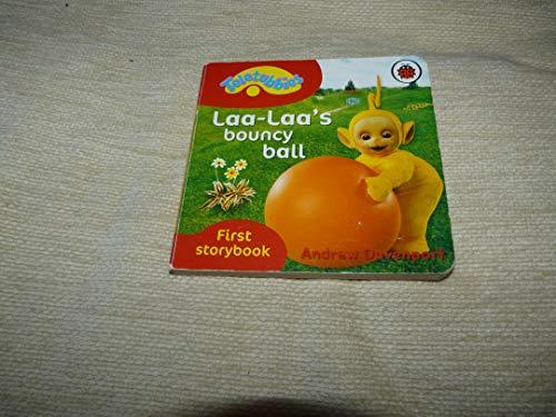 9781405908788: Teletubbies: Laa-Laa's Bouncy Ball