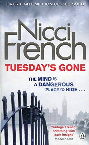 9781405909167: Tuesday's Gone: A Frieda Klein Novel