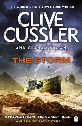 9781405911757: The Storm: NUMA Files #10