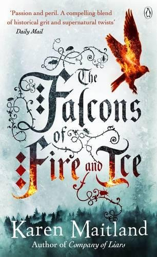 9781405911764: The Falcons of Fire and Ice