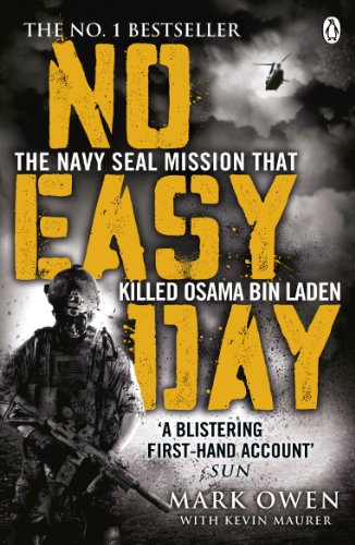 9781405911894: No Easy Day: The Only First-hand Account of the Navy Seal Mission That Killed Osama Bin Laden