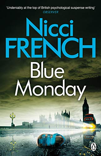 9781405913003: Blue Monday: A Frieda Klein Novel (1)
