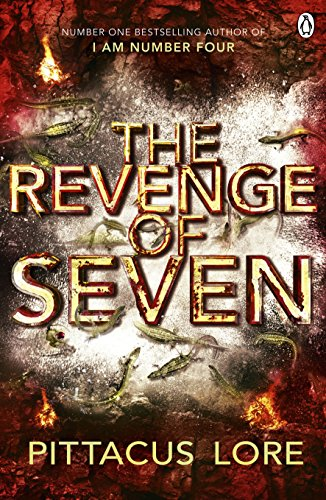 9781405913621: The Revenge of Seven: Lorien Legacies Book 5