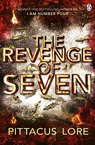 9781405913621: The Revenge of Seven (Lorien Legacy)