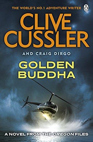 9781405914024: Golden Buddha: Oregon Files #1