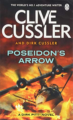 9781405914116: Poseidon's Arrow: Dirk Pitt #22 (The Dirk Pitt Adventures)