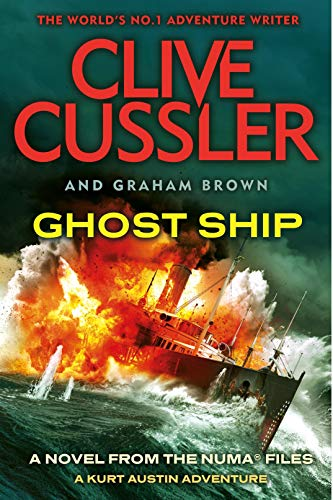 9781405914505: Ghost Ship: NUMA Files #12 (The NUMA Files)