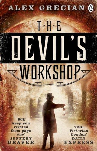 9781405915052: The Devil's Workshop: Scotland Yard Murder Squad Book 3