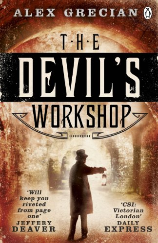 9781405915052: The Devil's Workshop: Scotland Yard Murder Squad Book 3