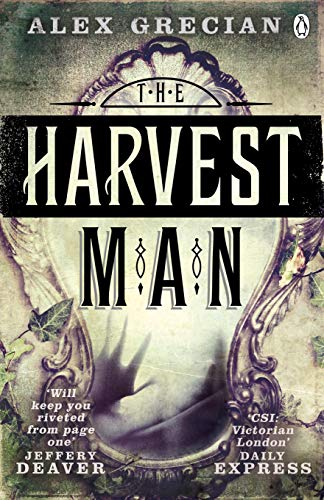 9781405915083: The Harvest Man: Scotland Yard Murder Squad Book 4
