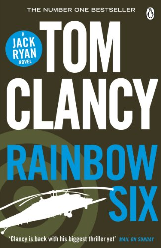 9781405915472: Rainbow Six (Jack Ryan 10)