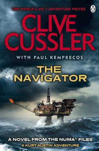 9781405916233: The Navigator: NUMA Files #7