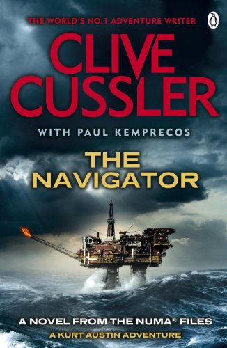 9781405916233: The Navigator: NUMA Files #7 (The NUMA Files)