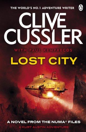 9781405916240: Lost City: NUMA Files #5
