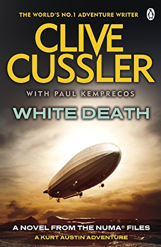 9781405916257: White Death: NUMA Files #4