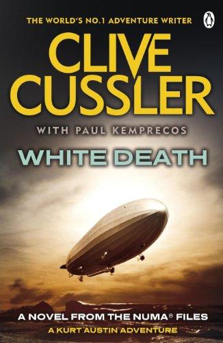 9781405916257: White Death: NUMA Files #4 (The NUMA Files)
