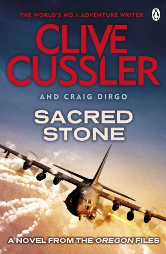9781405916578: Sacred Stone: Oregon Files #2 (The Oregon Files)