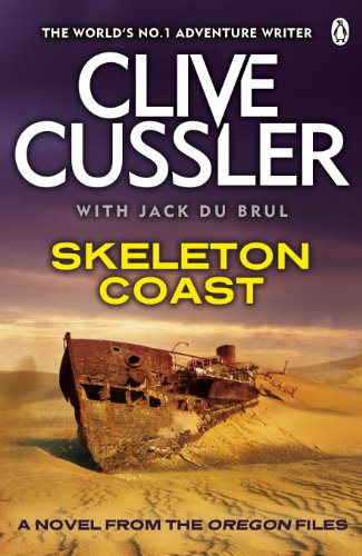 9781405916592: Skeleton Coast: Oregon Files #4