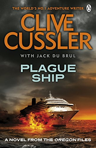 9781405916615: Plague Ship: Oregon Files #5 (The Oregon Files)