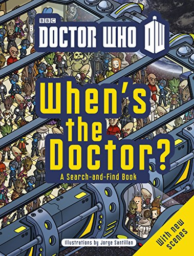 9781405917209: Doctor Who: When's The Doctor?