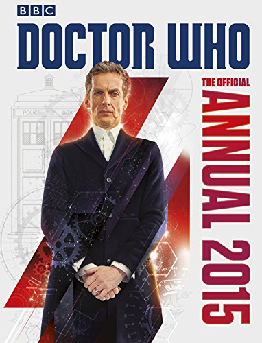 The Doctor Who Official Annual 2015 (Hardback)
