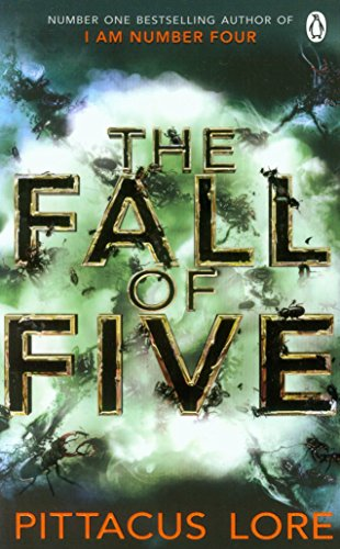 9781405918534: The Fall of Five: Lorien Legacies Book 4 (The Lorien Legacies)