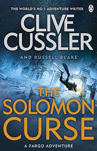 9781405919036: The Solomon Curse: Fargo Adventures #7