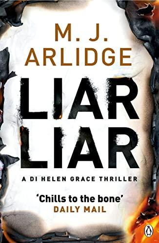 9781405919210: Liar Liar: DI Helen Grace 4 (A Helen Grace Thriller)
