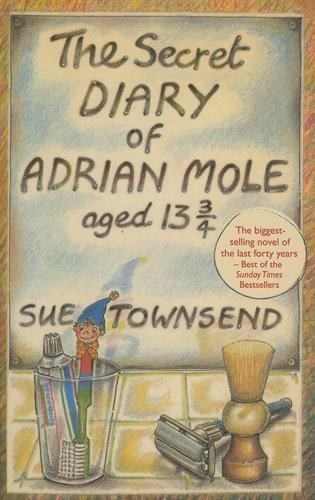 9781405919432: The Secret Diary of Adrian Mole Aged 13 3/4