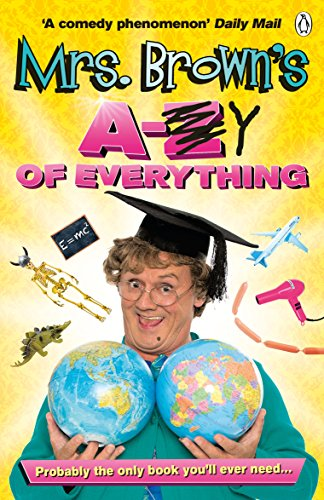 9781405920360: Mrs. Brown's A To Y Of Everything