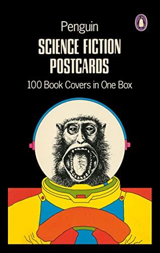 Penguin Science Fiction Postcard Box: Penguin