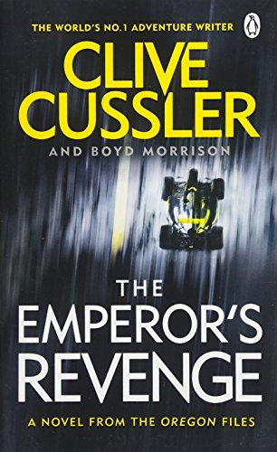 9781405923811: The Emperor'S Revenge (The Oregon Files)