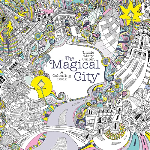 9781405924092: The Magical City (Magical Colouring Books)