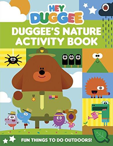 Hey Duggee: Duggee's Nature Activity Book (Paperback): Ladybird