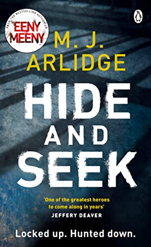 9781405925631: Hide and Seek (Detective Inspector Helen Grace)