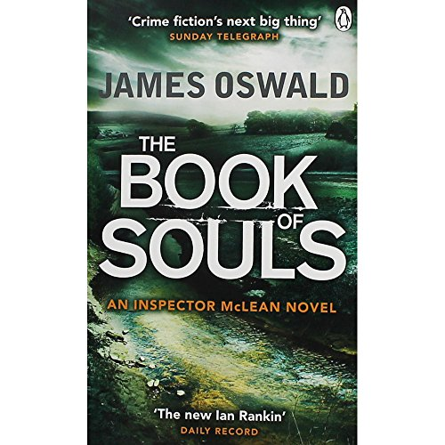 9781405926621: The Book of Souls: Inspector McLean 2