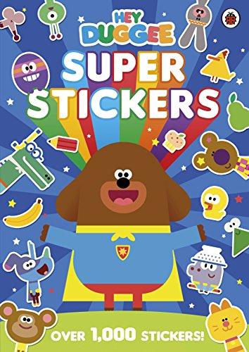 9781405927031: Hey Duggee: Super Stickers
