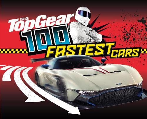 9781405928946: Top Gear: 100 Fastest Cars
