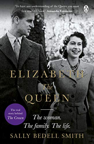 9781405932165: Elizabeth the Queen: The real story behind The Crown