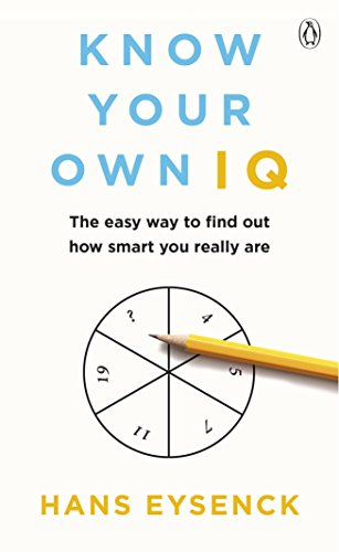 9781405932301: Know Your Own IQ