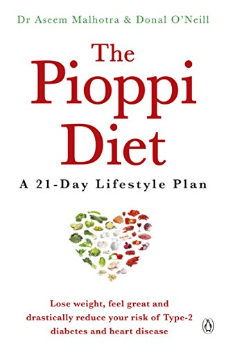 9781405932639: The Pioppi Diet: A 21-Day Lifestyle Plan for 2020 as followed by Tom Watson, author of Downsizing