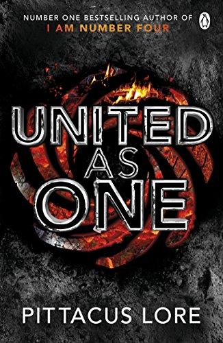9781405934336: United As One: Lorien Legacies Book 7