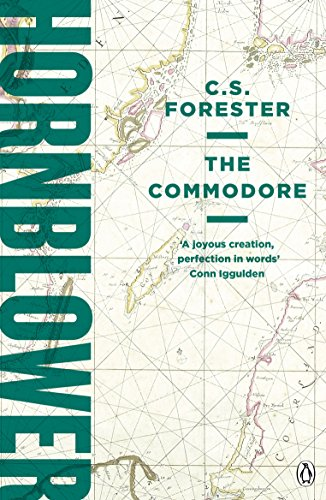 9781405936934: The Commodore (A Horatio Hornblower Tale of the Sea)