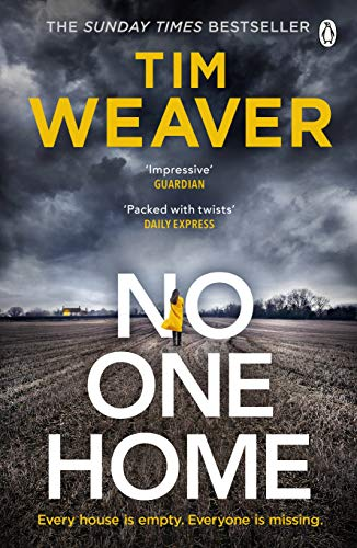 9781405939492: No One Home: The must-read Richard & Judy thriller pick and Sunday Times bestseller (David Raker Missing Persons)
