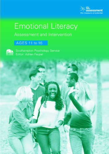 9781406014495: Emotional Literacy: Assessment and Intervention. Ages 11 to 16 (BOOK+DVD)