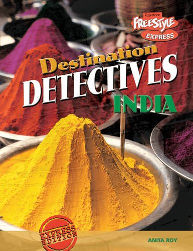 9781406204087: India (Freestyle Express: Destination Detectives) (Freestyle Express: Destination Detectives)