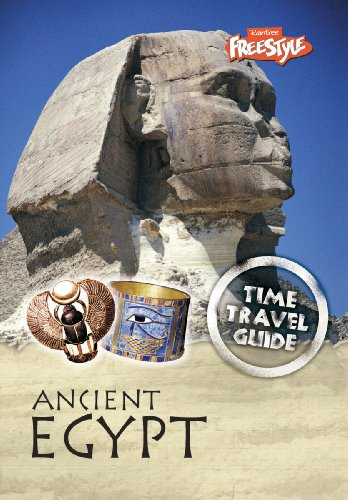 9781406206074: Ancient Egypt (Raintree Freestyle Express: Time Travel Guides)