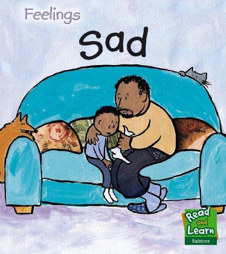9781406206432: Sad (Read and Learn: Feelings)