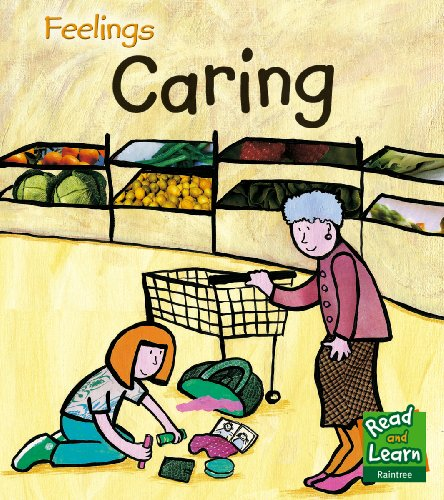 9781406206456: Caring (Read and Learn: Feelings)